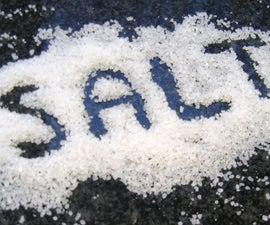 Deciphering the Art of Adding Salt