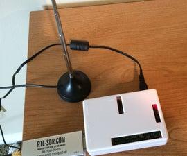 Raspberry Pi RF Temperature Monitor