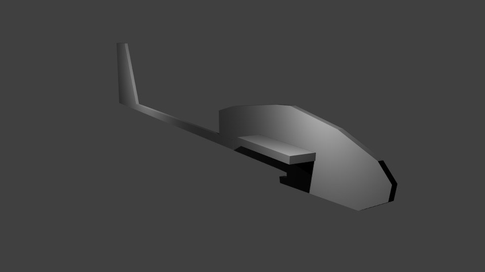 Picture of Balsa Airplane - Stap 1