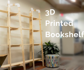 Fusion 360: DIY 3D Printed Book Shelf