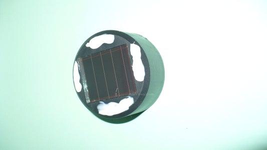 Installing Solar Light