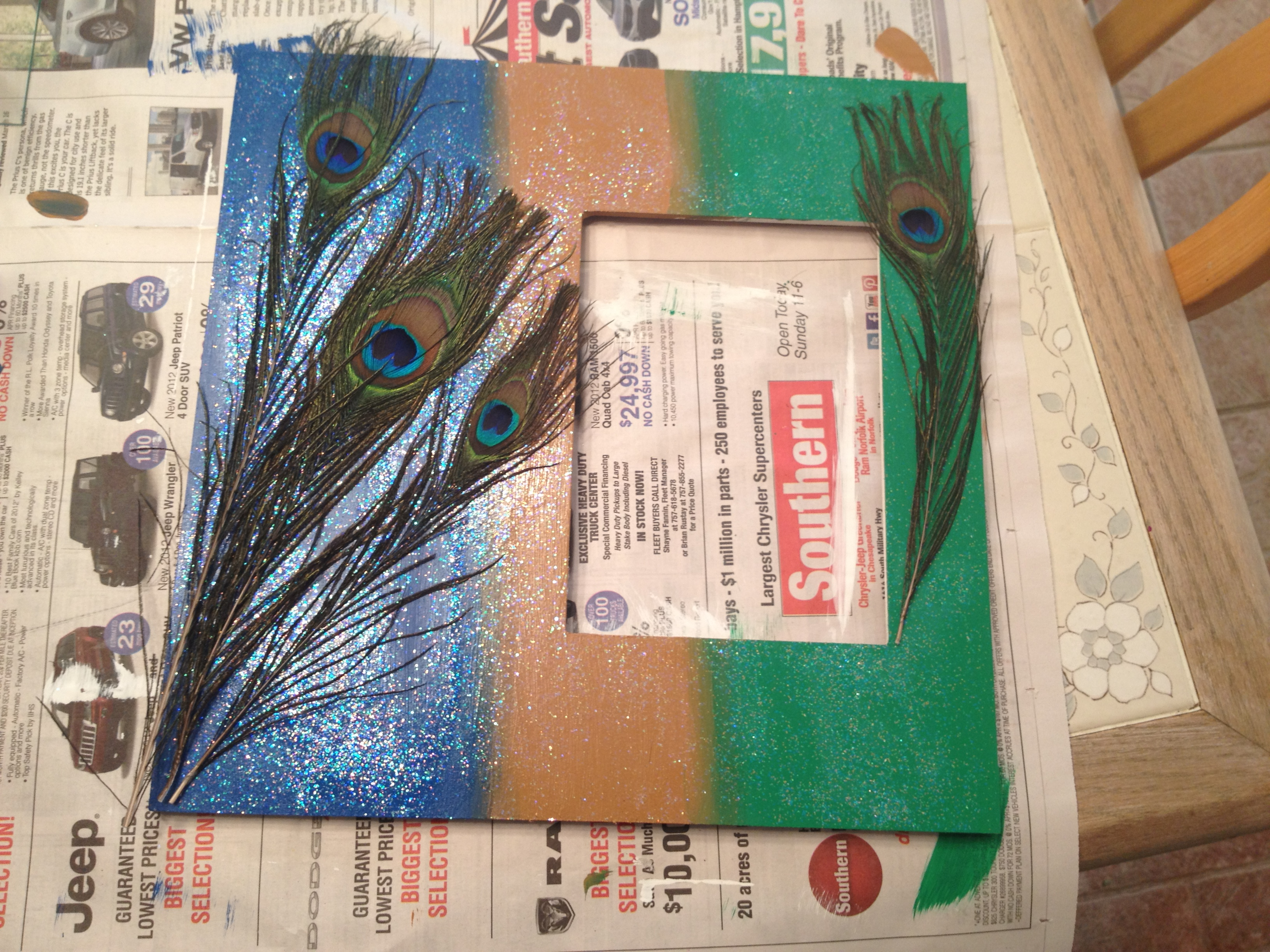 Picture of Feather Time