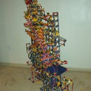 Project PARAGON K'nex Ball Machine