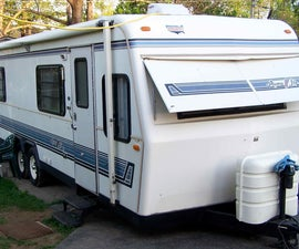How to Drain an RV's Black and Gray Tanks.