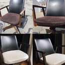 1969 Office Chair Refurbish