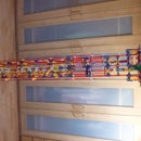 Spiral Stepper Lift, a Knex Ball Machine Lift