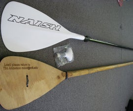 Instant Paddle Making
