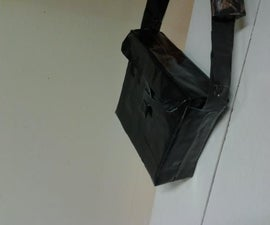 Duct Tape Satchel