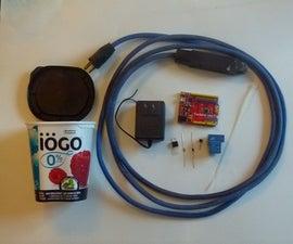 Arduino Smart Extension Cord