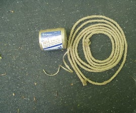 Making Rope With a Rope Club
