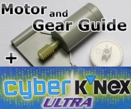 K'NEX Motor & Gear Guide
