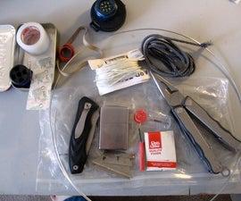 Pocket sized survival kit