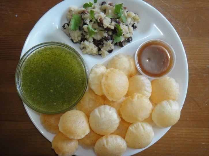 Picture of Gol Gappe