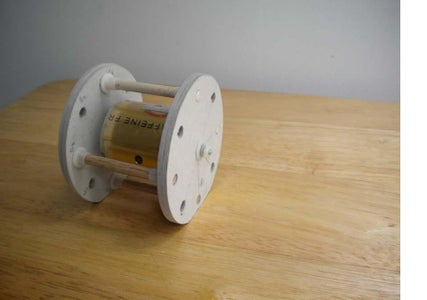 Assemble Rotor Cage