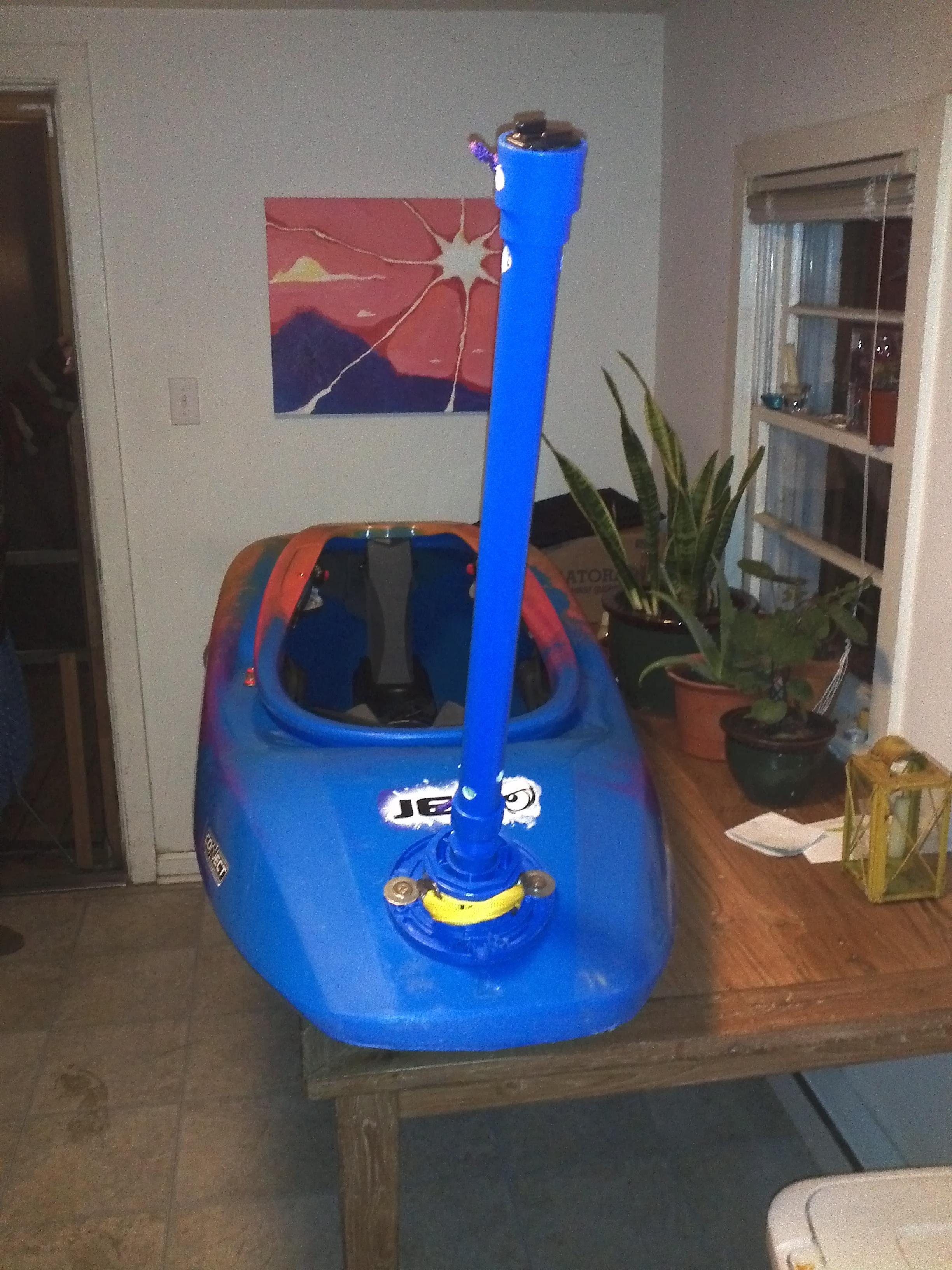 Picture of GoPro Kayak Camera Mount