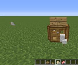 Simple Minecraft Animal Trap