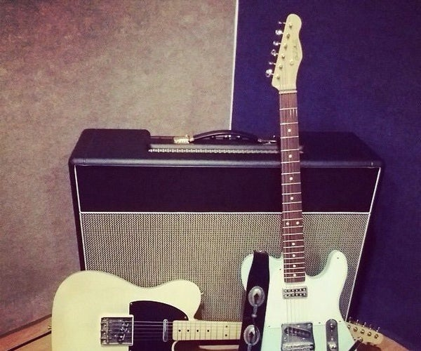 Building Your Old Costomiced Fender Stile Guitars