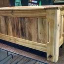 Pallet Wood Toy Box