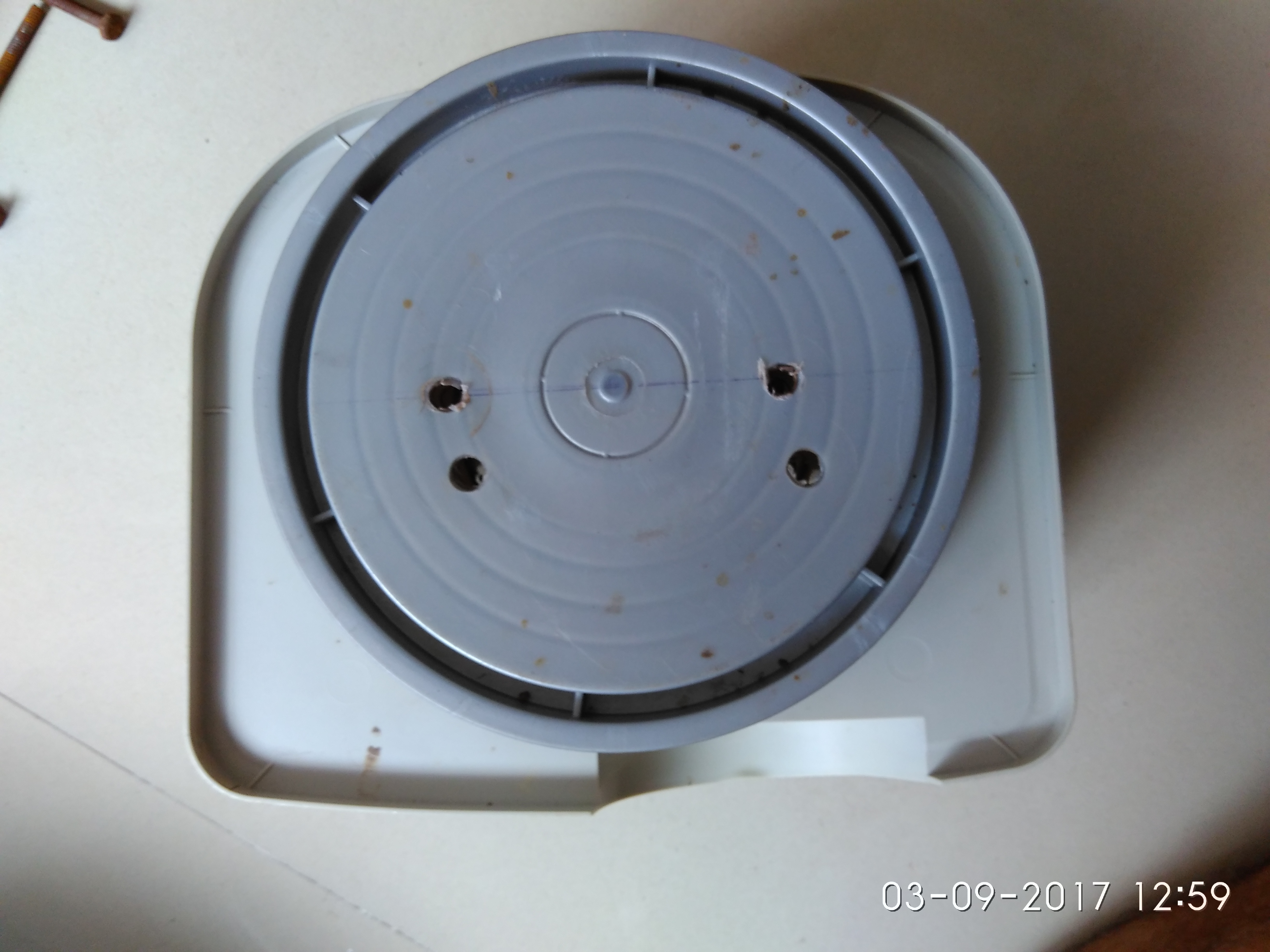 Picture of Fitting Lids, Making Holes & Fixing Bolts