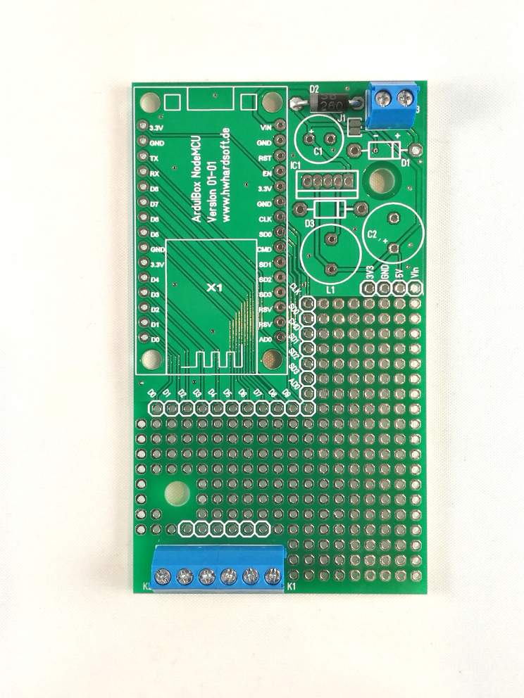 Picture of Place and Solder the Diode