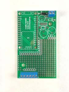 Place and Solder the Diode