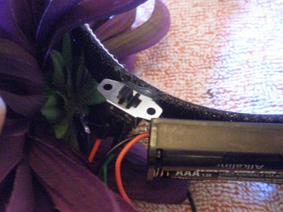 Attach Circuit to Head Band