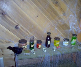 How to make Halloween Pickled Punks