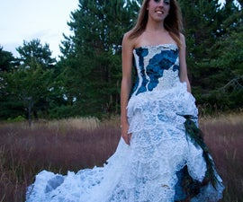 Prom Dress UpCycled