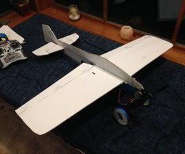 Done Dirt Cheap 3D Foamy ( RC Airplane )