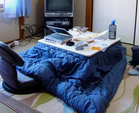 Picture of A Kotatsu for Your RV