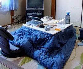 A Kotatsu for your RV