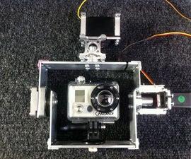 GoPro Pan-N-Tilt RC