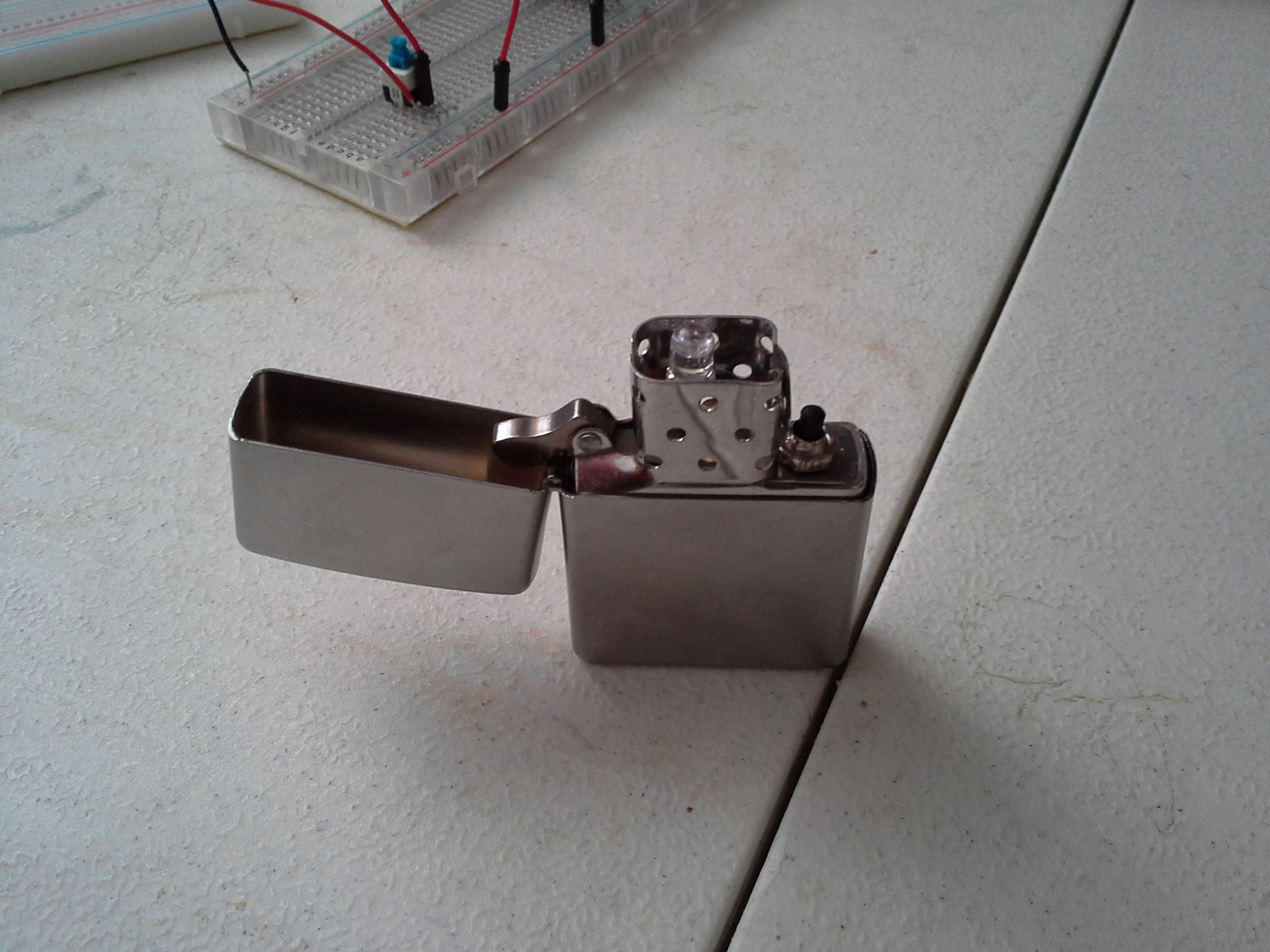 Picture of Rechargeable Zippo LED Flashlight