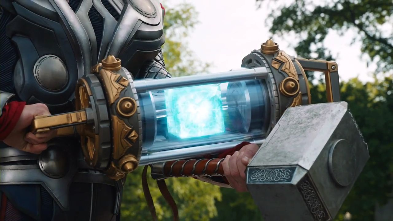 Picture of How to Make the Tesseract Infinty Stone