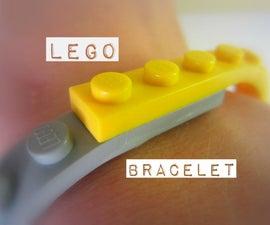 How to Make an Awesome LEGO Bracelet!