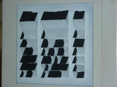 Coded Message in Abstract Art