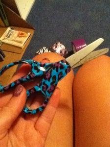 How to Make a Spike Bracelet