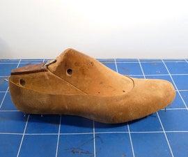 Testing a Shoe Pattern