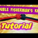 How to Tie a Double Fisherman's Knot