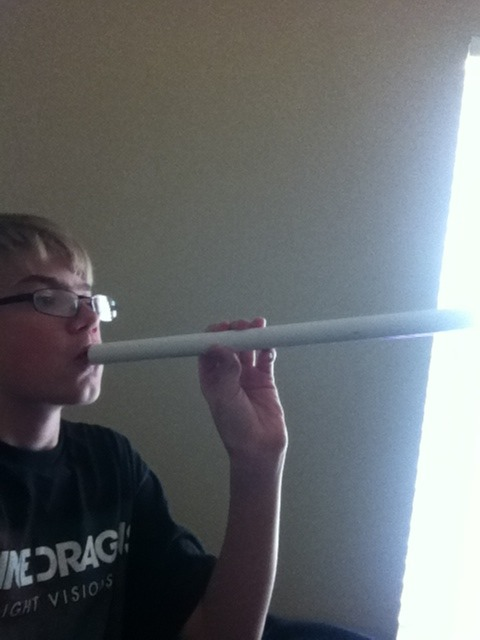 Picture of How to Make a Simple Blowgun