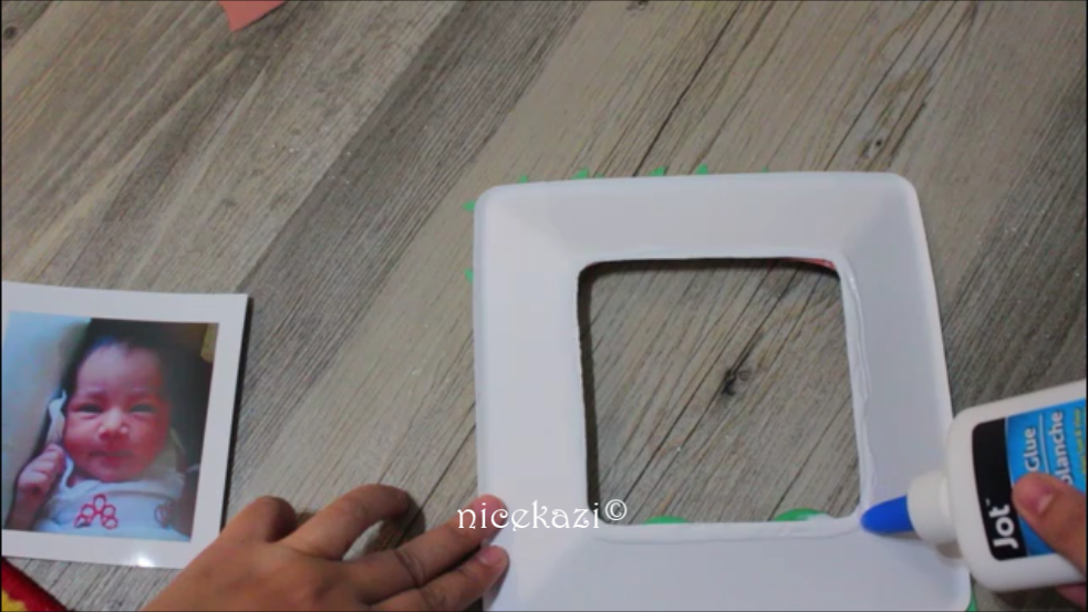 Picture of Making the Photo Frame: