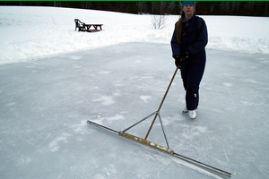 Picture of Make a Cheap Backyard Ice-skating Rink