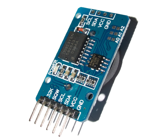 Picture of The DS3231 Real Time Clock Module