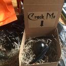 Crack Me Halloween Party Invite