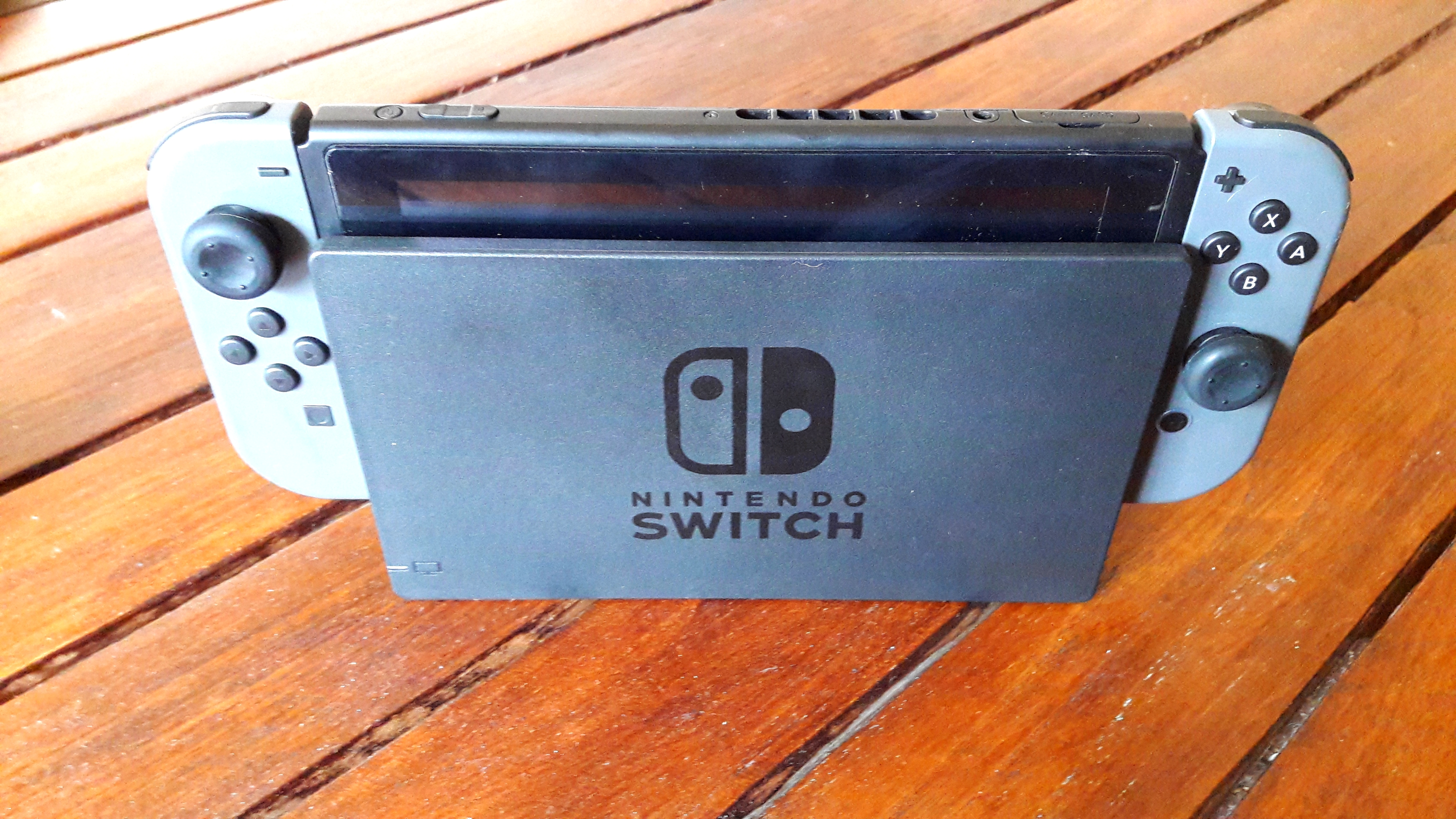 Picture of Invisible Screen Protection for Your Nintendo Switch Dock