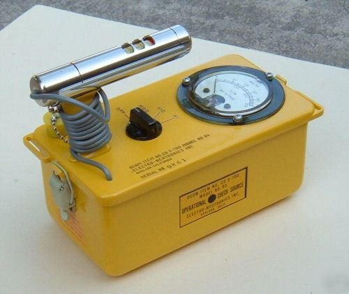 Picture of CDV-700 ENI Geiger Counter Essential Upgrades