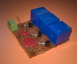 Relay Module for Arduino