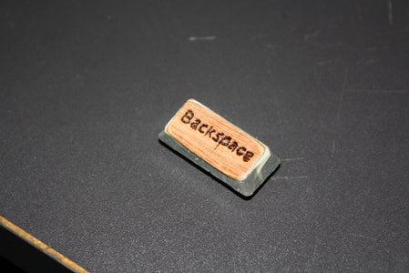 The Wood Veneer Keys