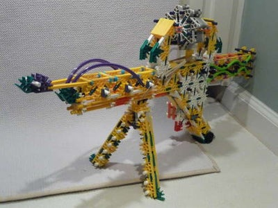 Favorite Knex Weapons 2009