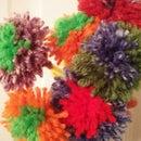 Pom-pom Flowers